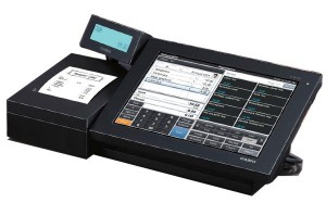 Casio V-R100 Android EPOS Terminal
